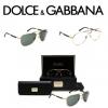 Dolce & Gabbana présente les lunettes Gold Edition