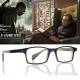 Gary Oldman porte des lunettes Face à Face dans le film Le livre d'Eli