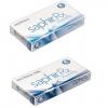 Nouvelles lentilles de contact Saphir rx monthly Multifocale et Multifocale Torique Mark Ennovy