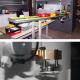 Une nouvelle meuleuse industrielle Weco pour le laboratoire de montage Look Vision