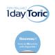 Ophtalmic 1 day Toric est maintenant disponible par boite de 90 lentilles
