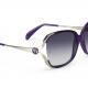 Lunettes de soleil Giorgio Armani, couleur et graphisme pour les nouveaux modèles 2010