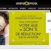 Grand Optical renforce sa visibilité sur le Web avec un nouveau site internet