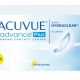 Acuvue innove et lance Acuvue Advance Plus with Hydraclear