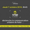 Grand Optical teste les nouvelles applications mobiles interactives de JCDecaux