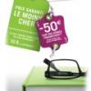 Les Opticiens Lun's ciblent les presbytes en offrant 50 euros sur les progressifs