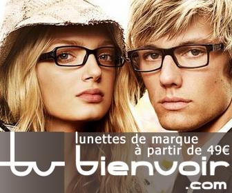 Bienvoir.com, lunettes de grande marque à prix malins, rayban, dior, carrera, polo, ralph lauren, boss, dolce & gabbana