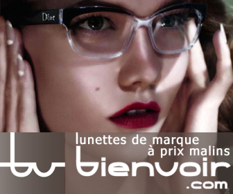 Lunettes de grande marque à prix malins