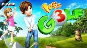 Essilor sponsorise le jeu Lets Golf 3