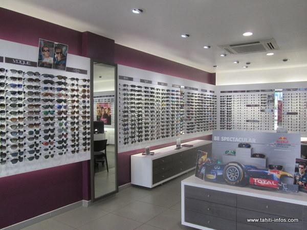 Une nouvelles boutique Alain Afflelou Opticien à Papeete